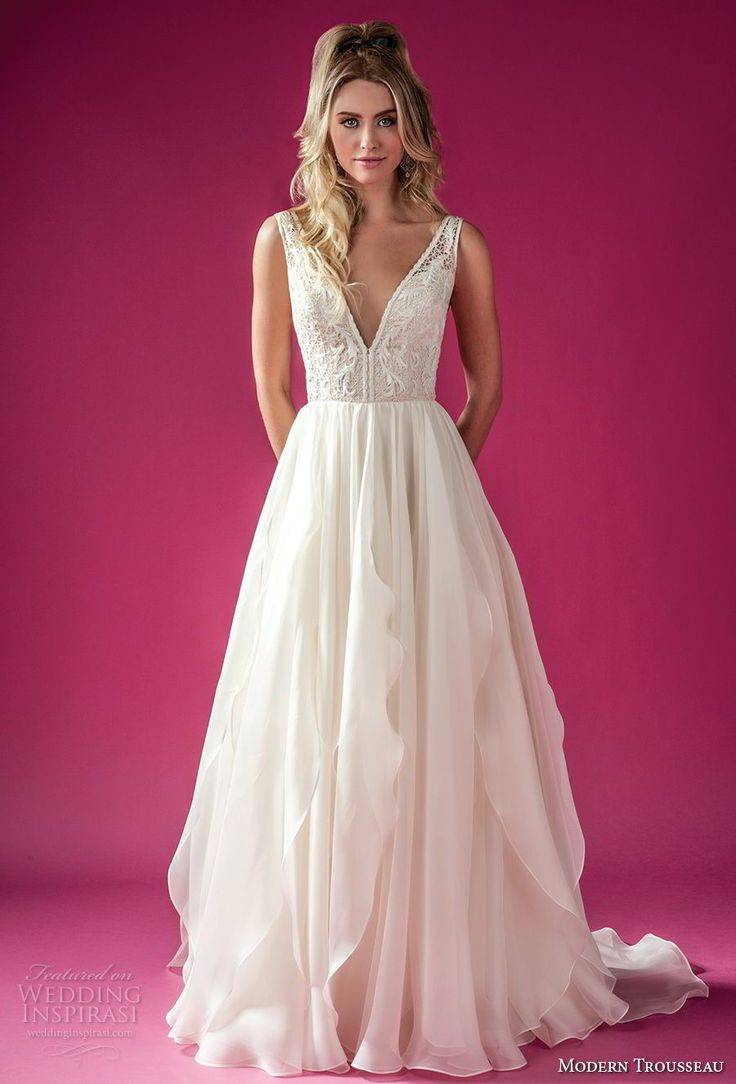 46 best Wedding Dresses / Hair / Makeup images on Pinterest | Short ...