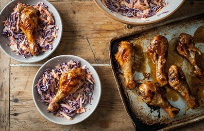 Trend: High end chicken | Bird in a basket - Andy McLeish
