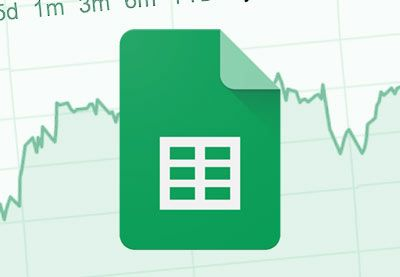 How to Track Stock Data in Google Sheets - With GOOGLEFINANCE Function by Andrew Childress