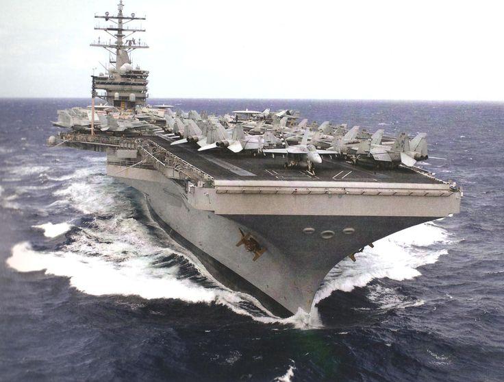uss ronald reagan | Video Memories of the USS Ronald Reagan Excursion