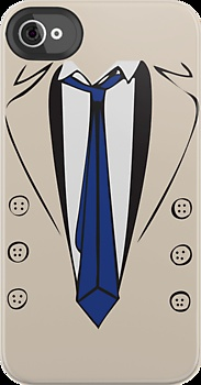 @Lydia Daroczy I see your Sherlock phone case, and raise you a Castiel phone case :)
