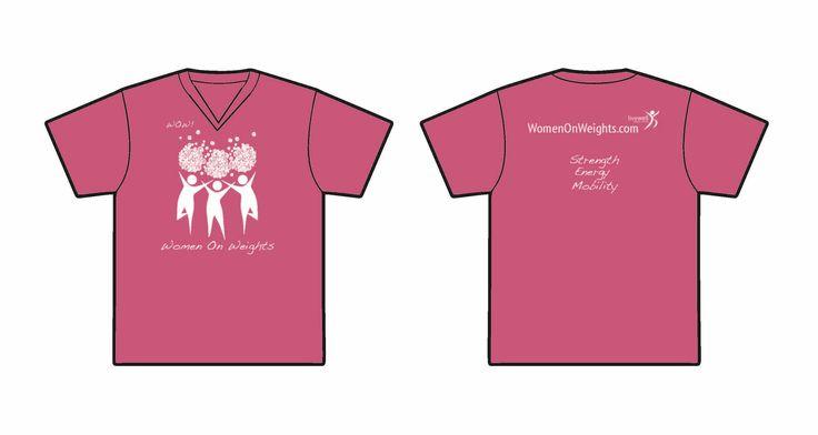WorkOut Women t-shirt