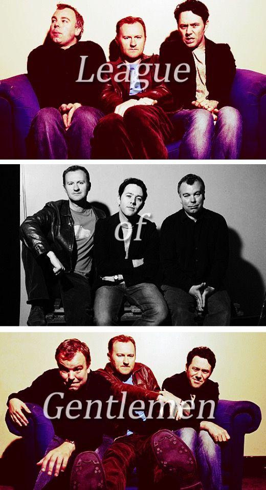 League of Gentlemen. Steve Pemberton, Mark Gatiss & Reece Shearsmith.