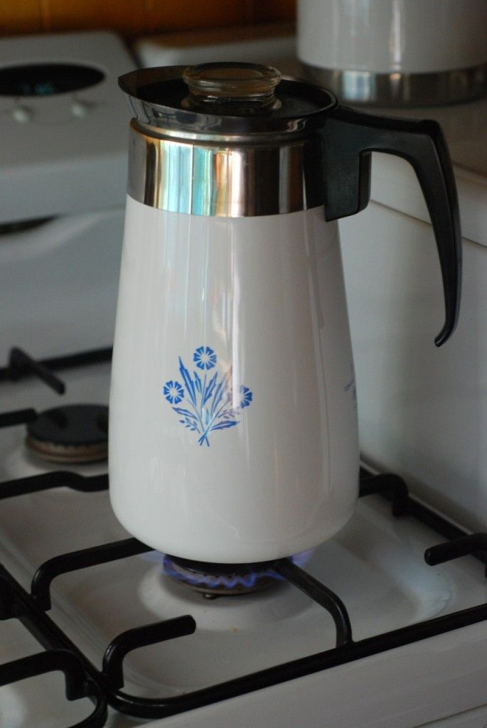 Corning ware coffee pot kitchenware pinterest - Pot de chambre antique ...