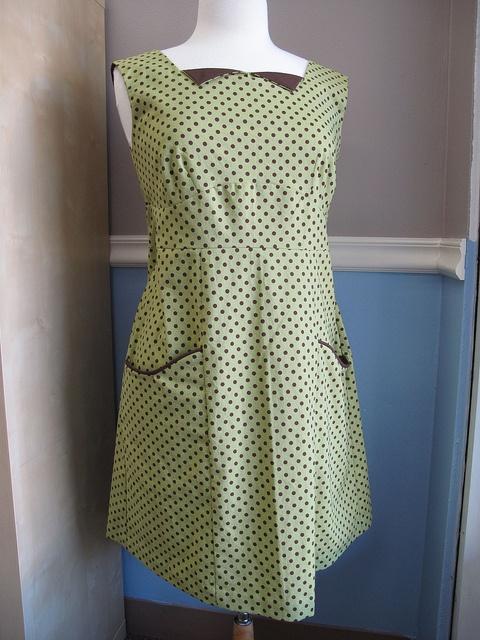 Rooibos Dress by Colette by Bobbin's Nest Studio, via Flickr