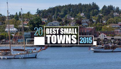 The 20 Best Small Towns to Visit in 2015 | Travel | Smithsonian. Tags: Sevierville Tennessee