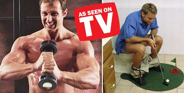 25 Worst Infomercial Products People Still Buy