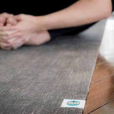 Grounded Original - natural, eco yoga mat – Mukti Mats