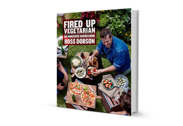 Fired Up Vegetarian by Ross Dobson, from Murdoch Books $34.99, MoM loves this #fathers day gift idea, you can #win it at www.mouthsofmums.com.au in the huge fathers day hamper give away!