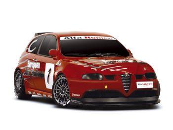 Alfa Romeo 147 GTA Cup (SE092) '2002–05