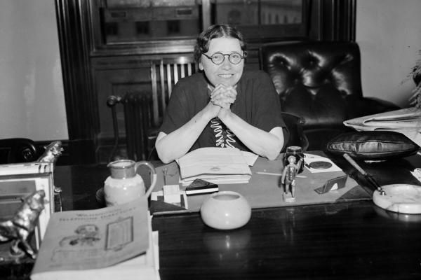 By United Press International On Jan. 12, 1932, Hattie Caraway, D-Ark., became the first woman elected to serve a full term as a United…