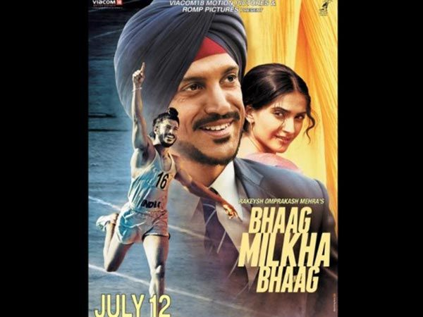 Bhaag Milkha Bhaag Movie Review: Run to watch this marvel - Oneindia Entertainment