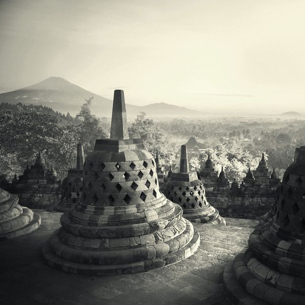 Borobudur Temple - Magelang, Central Java