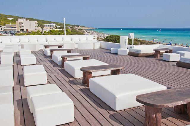 Flipper & Chiller, Formentera beach bar & chillout