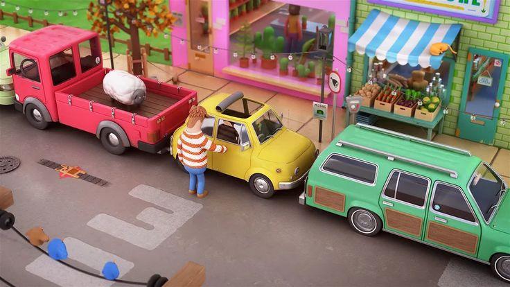 Parallel Parking on Vimeo