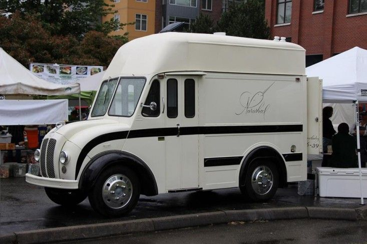 A Seattle Oyster Bar on Wheels: Narwhal