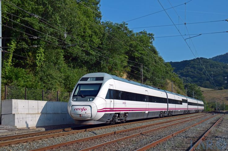 Renfe speed train