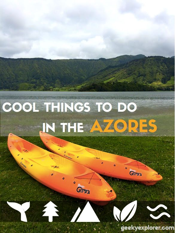 Get back in touch with nature in Azores Islands!  #azores #acores #nature #portugal #kayak #hiking #biking #whalewatching @visitportugal