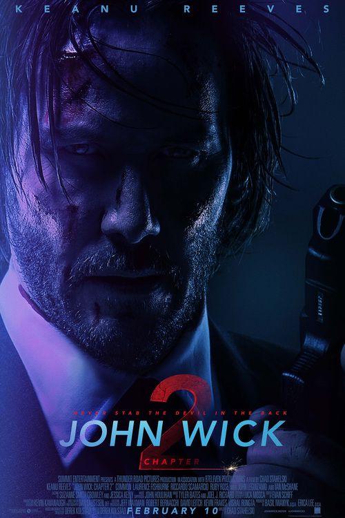 John Wick: Chapter 2 (2017) Full Movie Streaming HD