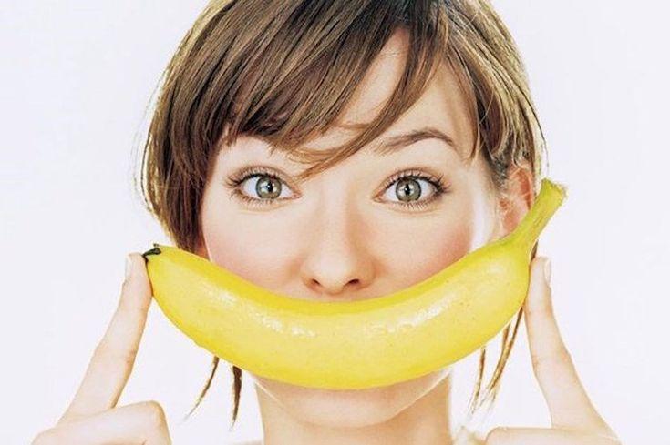 Tryptophan Lebensmittel Bananen machen glücklich #healthy #happy