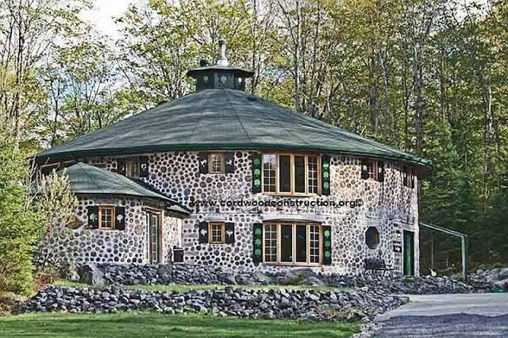 180 Best Cordwood Building Images On Pinterest Cordwood