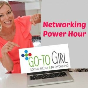 Networking Power hour with Go to Girl
