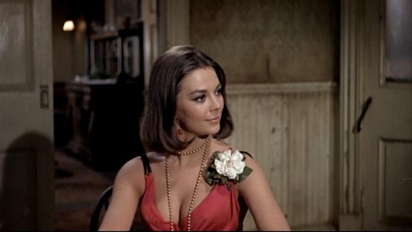 """Natalie Wood as """"Alva Starr"""" in This Property Is Condemned ..."""