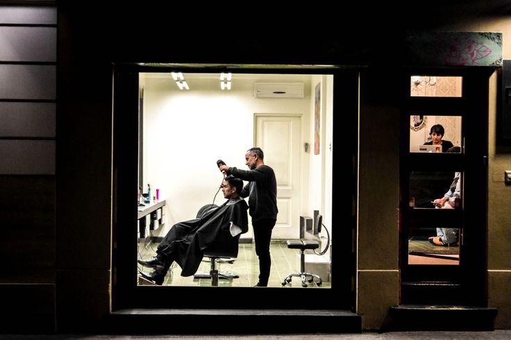 Un corte de cabello #CamiloLastarria #RCStudio