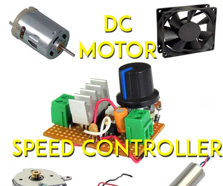 Best 25 motor speed ideas on pinterest yarn winder for Universal motor speed control circuit