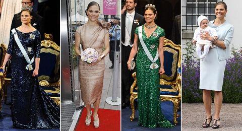 стиль принцессы Виктории