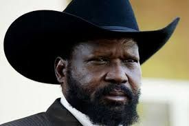 President Salva Kiir Mayardit of South Sudan (SPLM)