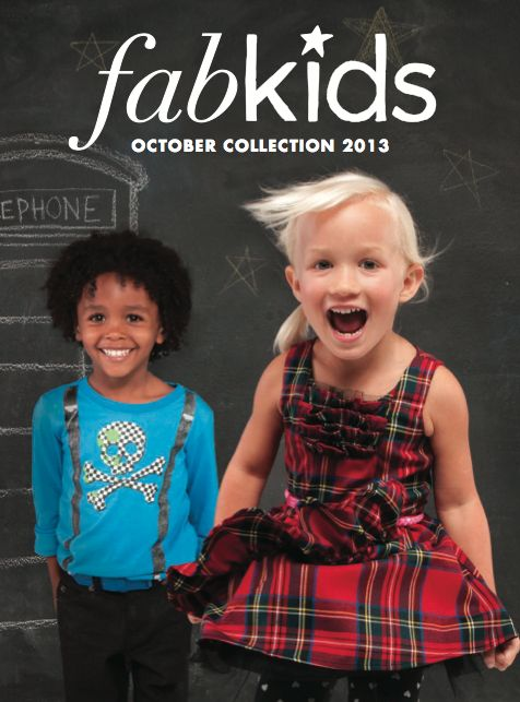 One outfit up to $39.95 in value from FabKids
