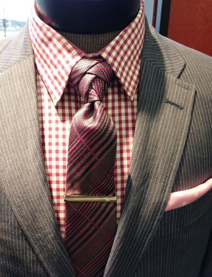 14 best images about shirt tie combos on pinterest for How to match shirt and tie