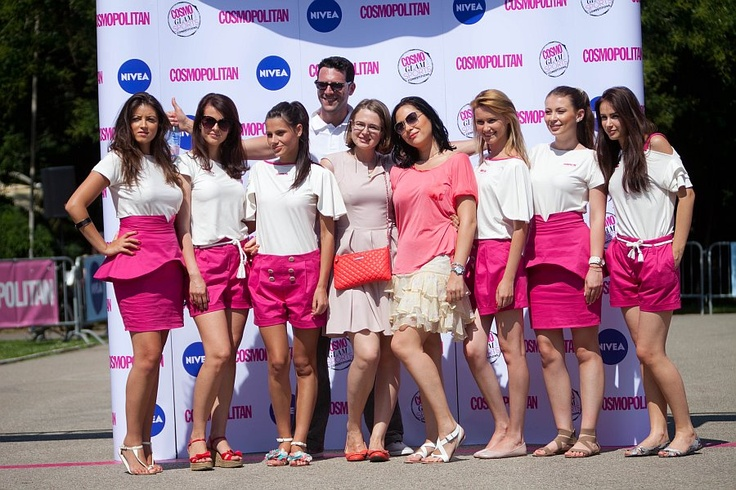 Cosmopolitan & Nivea Event, June 2012