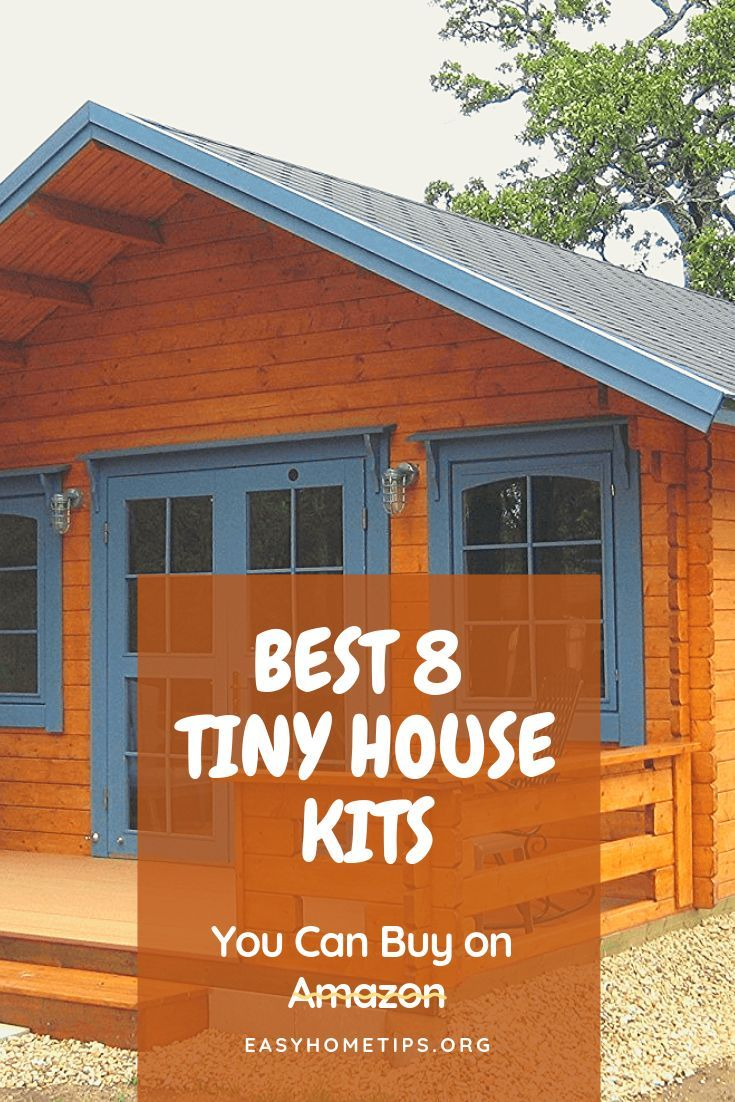 Best 8 Tiny House Kits You Can Buy On Amazon How About The Price