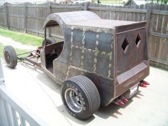Homemade Hot Rod Body This Is A Home Made C Cab I M