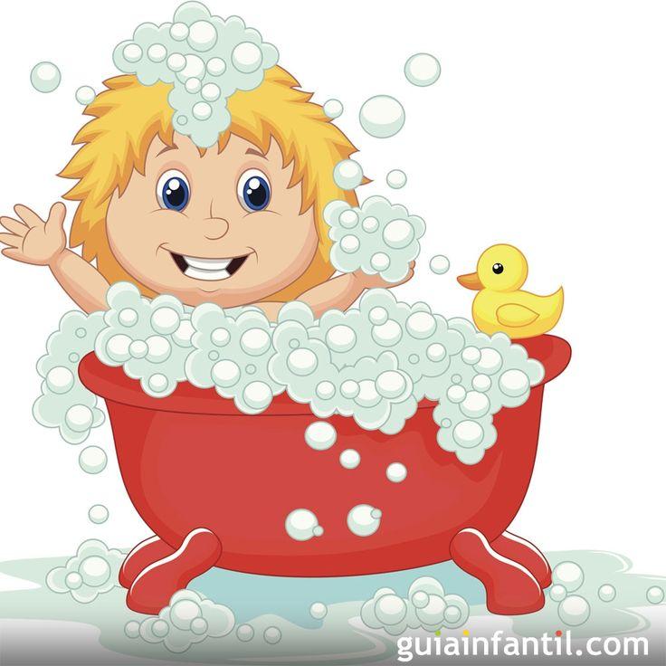 Ni os ba andose animados buscar con google bathe for Banos para banarse