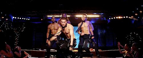 Pin for Later: 25 Sexy Things We're Hoping to See in Magic Mike XXL Sick Dance Moves