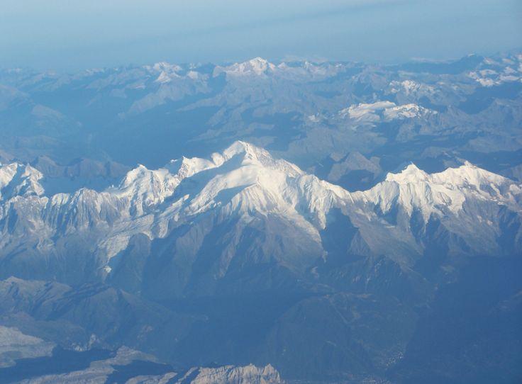 Lot nad Alpami #Alpy  Angelika Maj pracownik działu Call Center