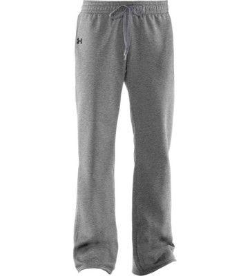 Under Armour® Women's Armour® Storm Fleece Pant. Look so comfy!