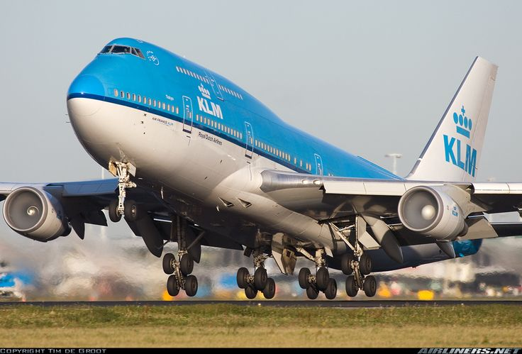 KLM - Royal Dutch Airlines PH-BFT Boeing 747-406M aircraft picture