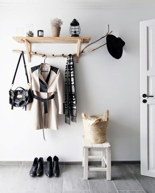 How To Make A Great First Impression With An Entryway — Bloglovin'—the Edit