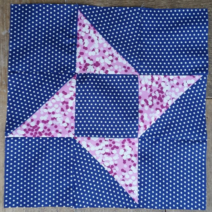 https://flic.kr/p/CAChSM | Ninja | block 2 for the modernHSTsampler by Blossomheartquilts