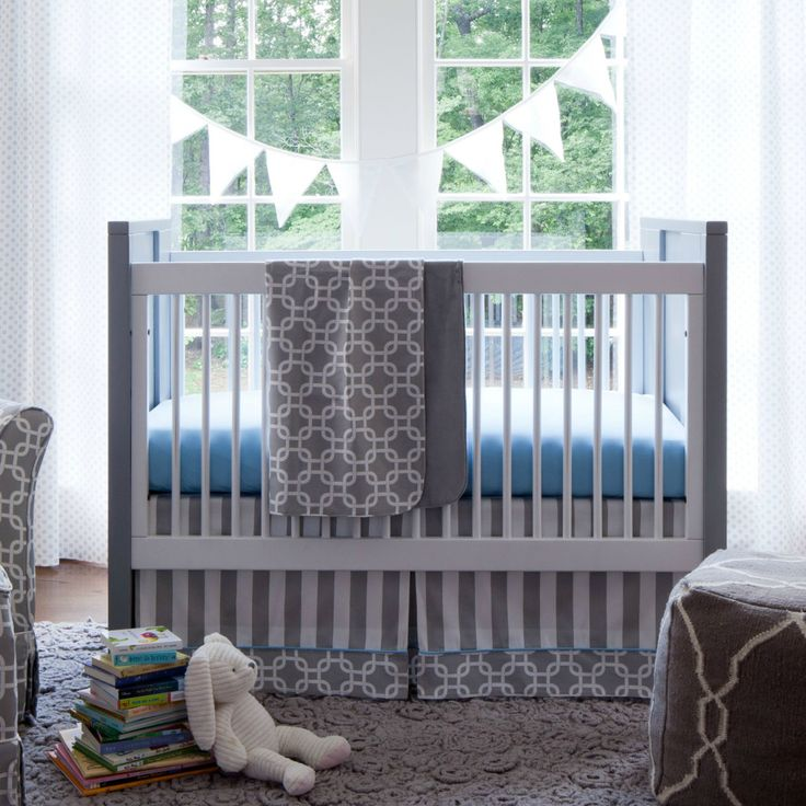 13 best Jaw-dropping Grey Baby Cribs images on Pinterest