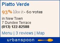 Italian excellence at Piatto Verde