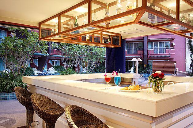Blue Ocean Resort - 10 nap / 7 éj , First minute, menetrendszerinti járattal, Hotel, 4*, reggeli - Thaiföld   BUDAVÁRTOURS