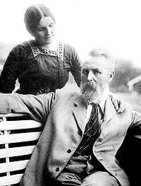 Theodor og Inga Kittelsen
