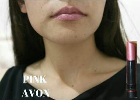 Pink lasting avon