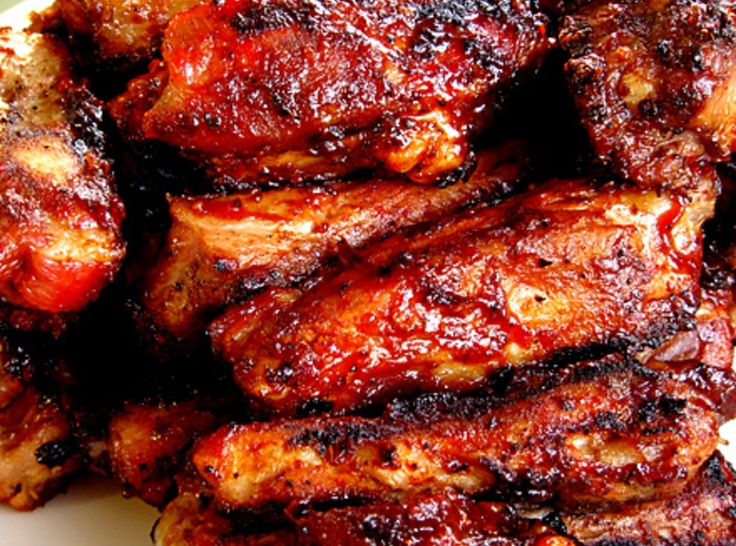 Yum... I'd Pinch That! | Slow Cooked Ribs