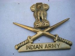 The Indian Army is the land-based branch and the largest component of the Indian Armed Forces. The President of India serves as the Supreme Commander of the Indian Army,and it is commanded by the Chief of Army Staff (COAS), who is a four-star General. https://crazysubh.blogspot.in